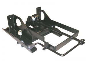 10103 – Wheel carrier for 10 stud wheel. Steel.