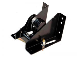 106/109 – Wheel carrier for 5/6 stud wheel. Steel.