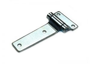 20204 Z – Flat Door Hinges 202 series. Length of 137 mm. Steel.