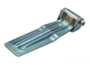 20603 Z – Rear Door Hinges with bracket to bolt-on 206 series. Length of 310 mm. Steel.