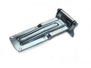 20904 Z – Rear Door Hinges with bolt-on angular bracket to bolt-on, 209 series. Length of 280 mm. Steel.