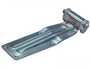 21002 Z – Rear Door Hinges with bracket to weld on 210 series. Length of 295 mm. Steel.