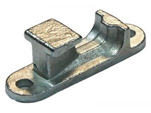 300235 Z – Keeper. Precision casting by zinc steel.