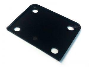 300488 – Suplemento para abrazadera salto de goma modelo 340 para tubo Ø21,3 mm. Nylon