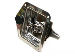 3152203 SS – Recessed Drop T-Handles. Full mechanism by stainless steel. Stainless steel.
