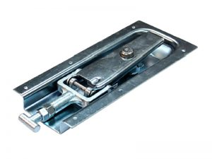 3152205 Z – Recessed bottle rack T- lock with key. Steel.